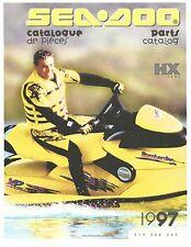 1993 Seadoo Xp Owners Manual