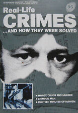 Real-Life Crimes Issue 86 - Money, Drugs and murder, Howard Unruh