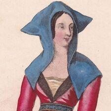 Gérarde Cassinel Cassinelle Fille d'honneur de la reine Isabeau de Bavière