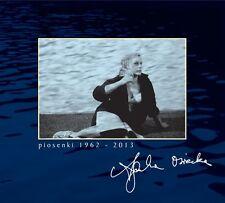 6CD AGNIESZKA OSIECKA Sześć oceanów Piosenki 1962 - 2013