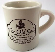 The Old Salt at Lamie's Inn & Tavern Coffee Cup Mug Heavy Hampton New Hampshire