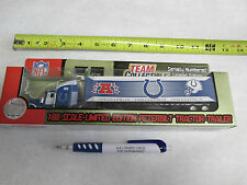INDIANAPOLIS COLTS  Peterbilt Semi Tractor Trailer  truck