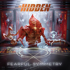 THE HIDDEN - Fearful Symmetry (LIM.100*BLACK V.*SPEED METAL*AGENT STEEL*EXCITER)