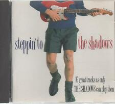 The Shadows - Steppin to the Shadows - CD (1989)  Ex Condition