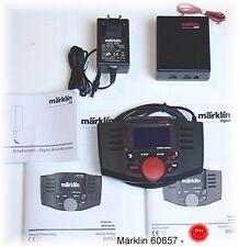 Märklin 60657 Mobile Station con anschlussbox 60116 + fuente de alimentación de 66361 # nuevo