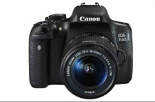 Canon EOS 750D (w) avec EF-s 18-55 IS STM kit