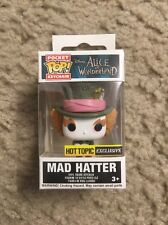 Funko Pocket Pop! Keychain Mad Hatter Hot Topic Exclusive