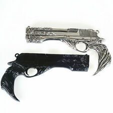 2PC New Collection Devil May Cry5 DmC Dante's Guns Model Resin Cosplay Prop