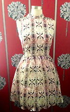 NEW WITH TAGS TOPSHOP LIMITED EDITION SILK DRESS UK 8 EUR 36 US 4