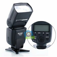 Viltrox JY-680A LCD Flash Speedlite For Canon Nikon Pentax Olympus Camera 【UK】