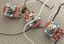 1997 Fernandes LE Strat Electric Guitar Original Wiring Harness