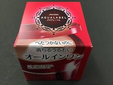 New SHISEIDO AQUALABEL Special Gel Cream All In One 90g from JAPAN