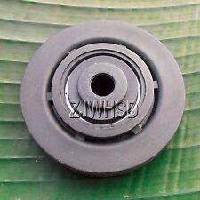 "Universal 73mm 3"" Nylon Bearing Pulley Wheel Cable Gym Fitness Equipment Parts"