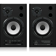 Behringer MS40 2-Way 40W Hybrid Nearfield Home Studio Monitors Speaker Pair