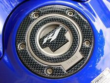 Yamaha R1 Logo Carbon-Look Fuel / Gas Cap Cover Tank Pad YZF-R1 R1M