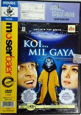 Koi Mil Gaya - Hrithik Roshan, Preity Zinta - Hindi Movie DVD / Region Free, Sub