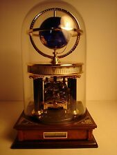 Franklin Mint Millennium Clock with a Antique Vintage Industrial Style Mechanism