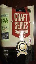 NEW Mangrove Jack's IPA ~ FAST Ingredient 5 to 6 gal kit.  Home beer brew