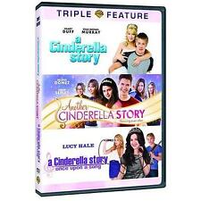 A Cinderella Story / Another Cinderella Story / Once Upon A Song DVD Box Set New