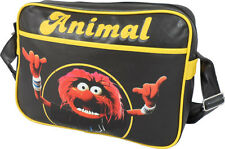 The Muppets: Official Disney Animal Retro Vinyl Shoulder Bag / Satchel - New