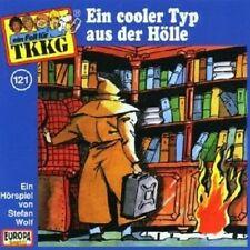 """TKKG """"EIN COOLER TYP AUS DER HÖLLE (FOLGE 121)"""" CD HÖRBUCH NEUWARE"""