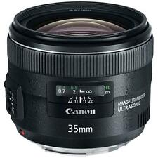 Canon EF 35mm F/2 IS USM Wide Angle Lens Brand New Cod jeptall