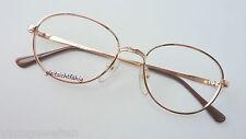 Gormanns sehr zurückhaltende Damenbrille in Metall, mittlere Glas-Größe GR:52-16