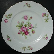 JOHANN HAVILAND china ROSE OF PICARDY pattern DINNER PLATE 10""