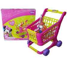 Disney Junior Minnie Mouse Bow-tique Shopping Cart Trolley Pretend Play Toy 3+