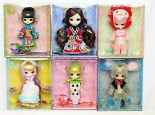 Little DAL PULLIP & BYUL Lot (6) My MELODY_Garcon_NADESHIKO_PenPen_QUEEN_Soldier