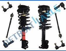 New 8pc Complete Front Quick Install Strut Suspension Kit for Corolla and Prizm