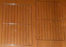 Stainless Steel Wire Oven Racks - Quantity of 2 ~ 9 inches X 13 inches