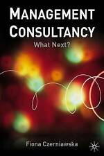 Management Consultancy: What Next?-ExLibrary