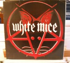 LP WHITE MICE--MOUSE OF MENDES --  WGR 04 RARE EP w/ SILK SCREENED COVER & VINYL