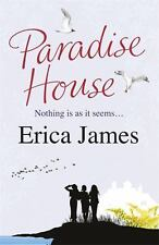 Paradise House, James, Erica, New Books