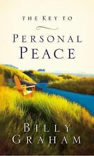 THE KEY TO PERSONAL PEACE Billy Graham BRAND NEW BOOK Ebay BEST PRICE