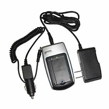 HQRP Battery Charger for Sony DCR-PC53, DCR-PC55, DCR-PC1000 / NP-FA50, NP-FA70