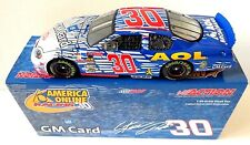 New Steve Park 2003 AOL GM Card 1/24 Scale Diecast Car Action 1/1908
