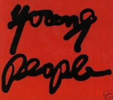 YOUNG PEOPLE ~ All At Once ~ CD Album [Digipak] ~ VGC!