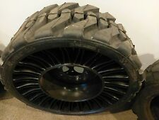 12-16.5 Michelin Tweel Skid Steer Tire/Wheel/Rim for Bobcat & more-12X16.5-34735