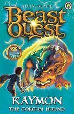 """Kaymon the Gorgon Hound (Beast Quest), Adam Blade, """"AS NEW"""" Book"""