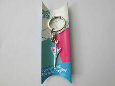 LONDON 2012 OLYMPIC GAMES HORNBY CORGI CONCORDE AIRPLANE KEYRING MEMORABILIA