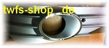 D Opel Astra H GTC Chrom Blenden für Nebelscheinwerfer - Edelstahl poliert