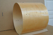 "ADD this YAMAHA 22"" STAGE CUSTOM NATURAL BASS DRUM SHELL to YOUR SET! #C108"