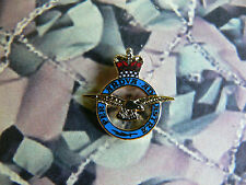 Royal Air Force Enamel Lapel Badge RAF