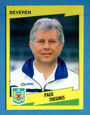 FOOTBALL 98 BELGIO Panini -Figurina-Sticker n. 67 - P. THEUNIS - BEVEREN -New