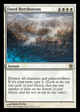 MTG FATED RETRIBUTION - PUNIZIONE FATIDICA - BNG - MAGIC