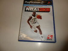 PlayStation 2 PS 2 nba 2k8