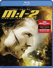 Mission: Impossible II (Blu-ray Disc, 2000)