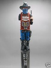 """ONE ARM BANDIT""(WESTERN SLOT MACHINE) BAR BEER TAP HANDLE DIRECT FROM RON LEE"